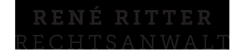 Rechtsanwalt René Ritter